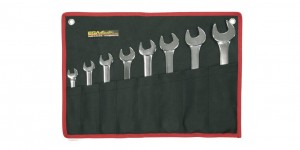 set 8 clés à fourche