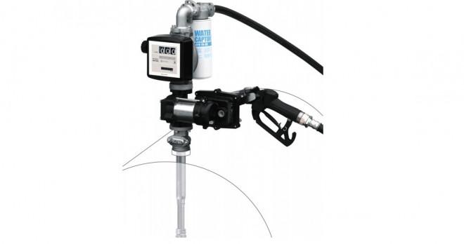 Kit Transfert Diesel Et Essence 230v 50 L / Mn ATEX